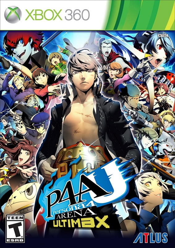 Persona 4: The Ultimax Ultra Suplex Hold [Gamewise]