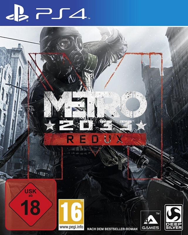 Metro: Redux on PS4 - Gamewise