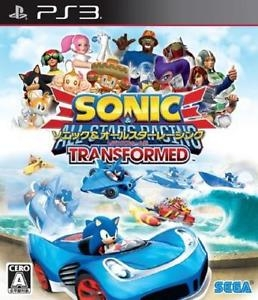 Sonic & All-Stars Racing Transformed Wiki - Gamewise