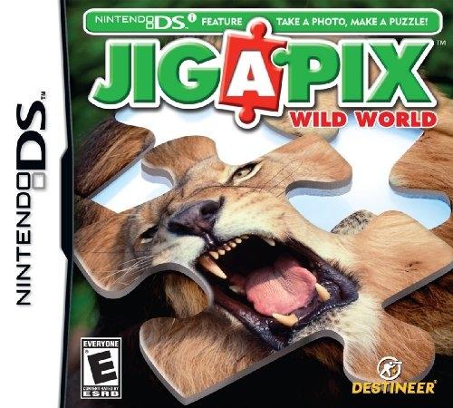 Gamewise Wiki for Jig-A-Pix: Wild World (DS)
