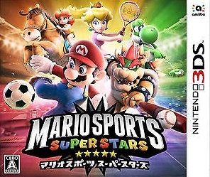 Mario Sports Superstars on 3DS - Gamewise