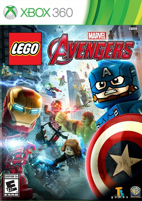 LEGO Marvel's Avengers for X360 Walkthrough, FAQs and Guide on Gamewise.co