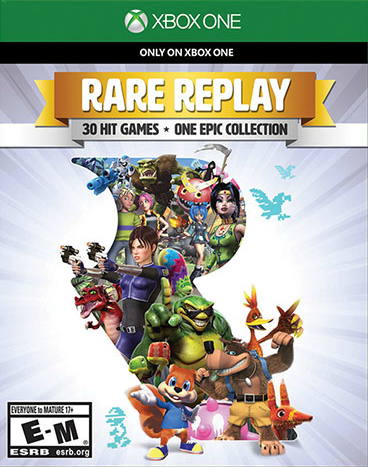 Rare Replay on XOne - Gamewise
