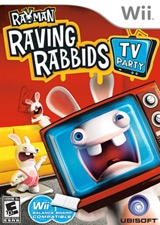 Rayman Raving Rabbids: TV Party [Gamewise]