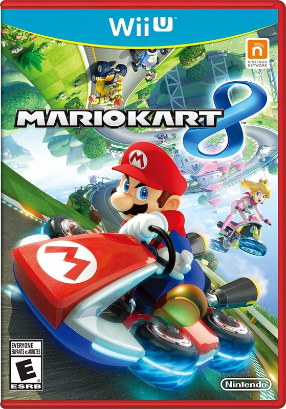Mario Kart 8 Wiki on Gamewise.co