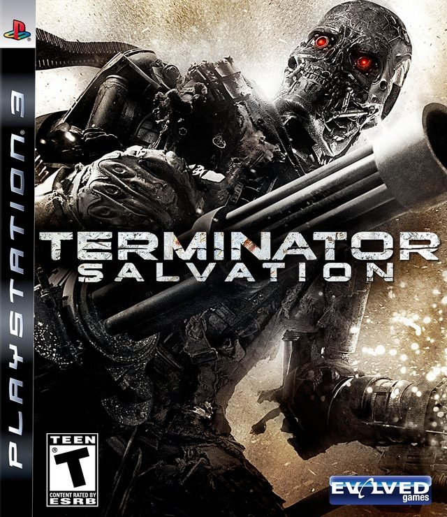 Terminator Salvation on PS3 - Gamewise