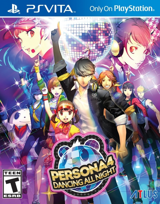 Persona 4: Dancing All Night on PSV - Gamewise