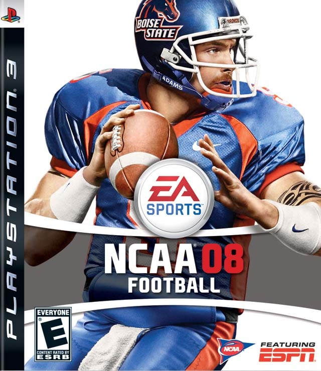 NCAA Football 08 on PS3 - Gamewise