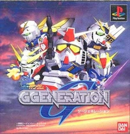 SD Gundam G Generation on PS - Gamewise