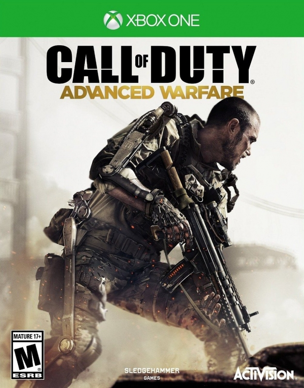 Call of Duty: Advanced Warfare Wiki Guide, XOne