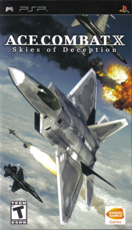 Ace Combat X: Skies of Deception Wiki on Gamewise.co