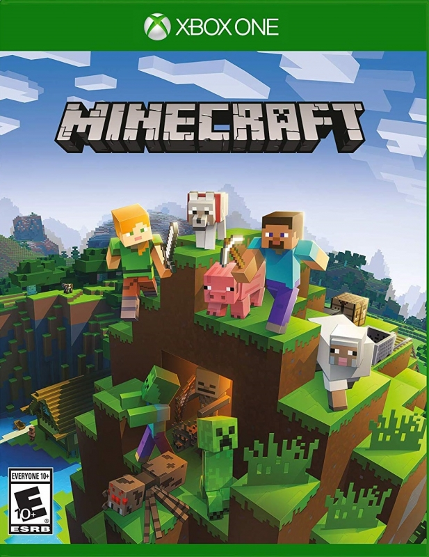 Minecraft: Xbox One Edition [Gamewise]