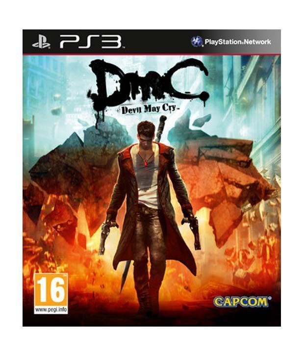 Devil May Cry 5 For PlayStation 3