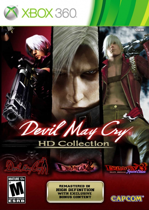 Devil May Cry HD Collection for X360 Walkthrough, FAQs and Guide on Gamewise.co