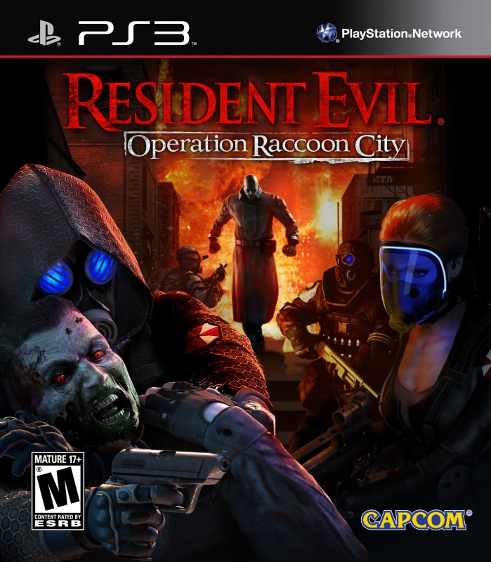 Resident Evil: Operation Raccoon City for PS3 Walkthrough, FAQs and Guide on Gamewise.co