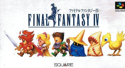 Final Fantasy II on SNES - Gamewise