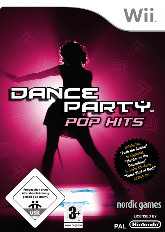 Dance Party: Pop Hits for Wii Walkthrough, FAQs and Guide on Gamewise.co
