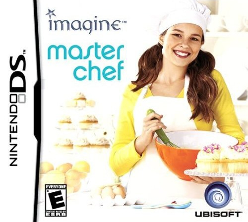 Imagine: Master Chef on DS - Gamewise