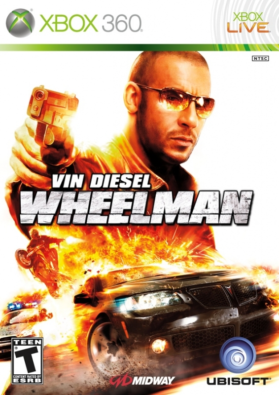 Vin Diesel: Wheelman on X360 - Gamewise
