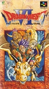 Gamewise Dragon Quest VI: Maboroshi no Daichi Wiki Guide, Walkthrough and Cheats