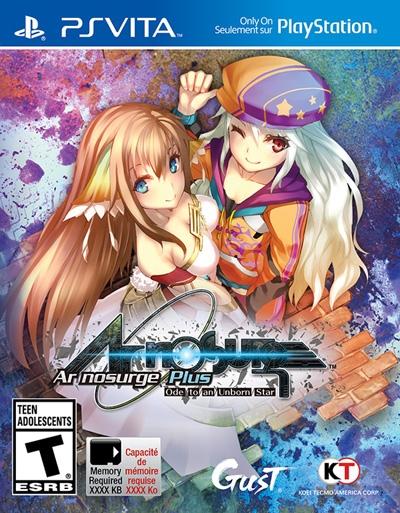 Ar Nosurge Plus: Umareizuru Hoshi e Inoru Uta [Gamewise]