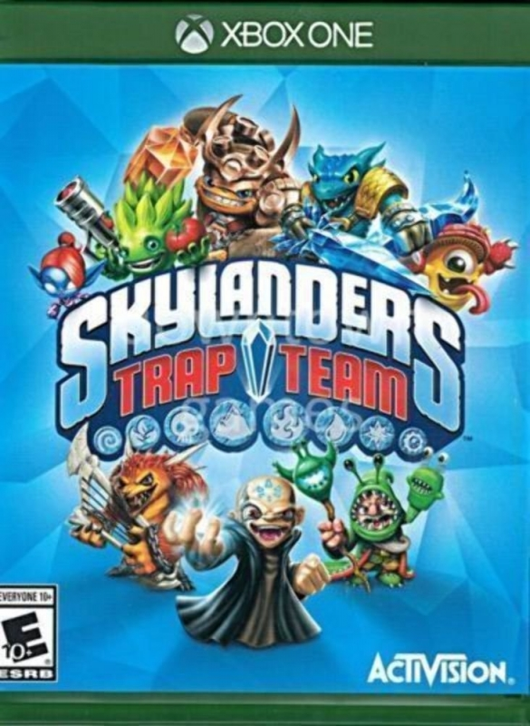 Skylanders: Trap Team for XOne Walkthrough, FAQs and Guide on Gamewise.co