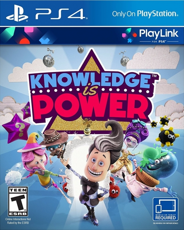 Knowledge is Power on PS4 - Gamewise