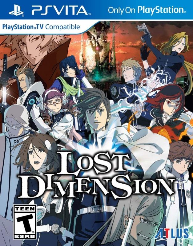 Lost Dimension Wiki - Gamewise