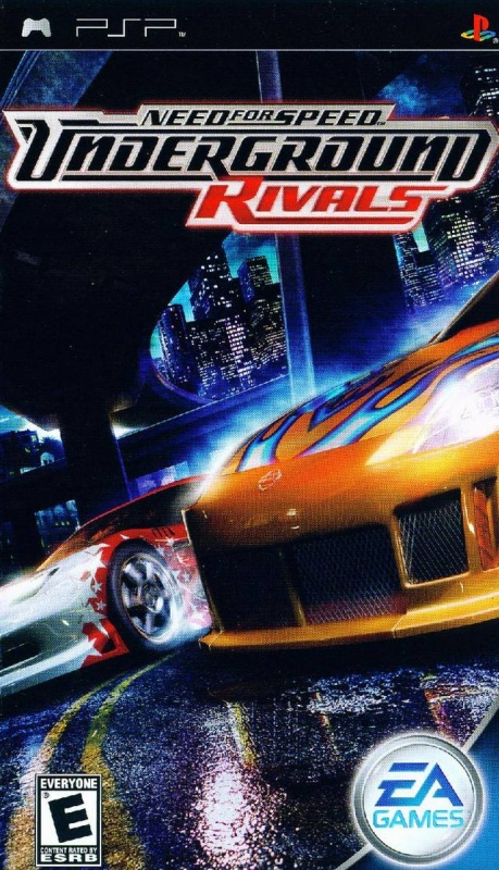 Need for Speed Underground Rivals for PSP Walkthrough, FAQs and Guide on Gamewise.co
