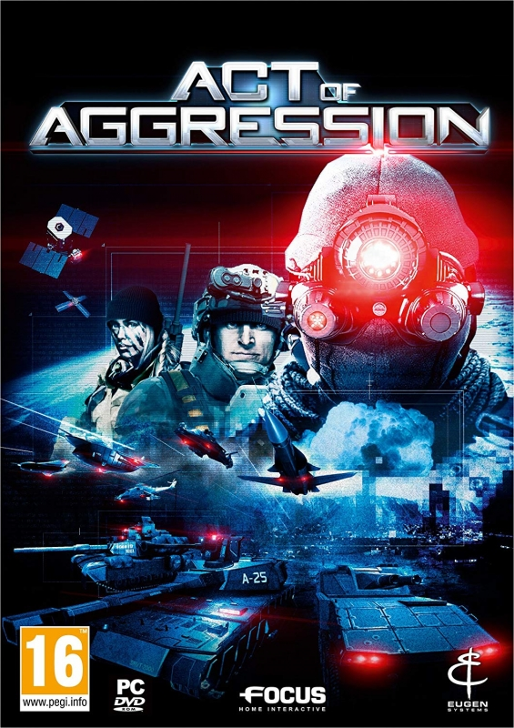 Act of Aggression [Gamewise]