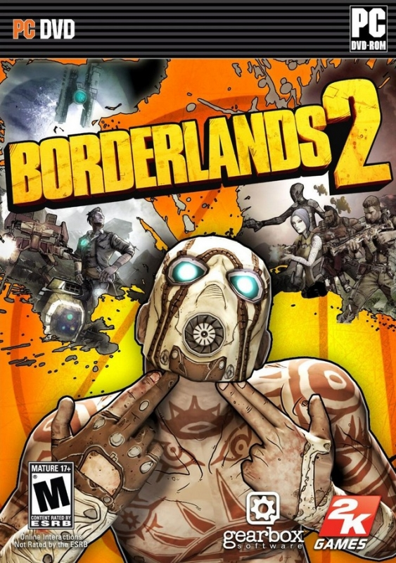Borderlands 2 Release Date - PC