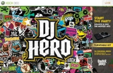 DJ Hero on X360 - Gamewise