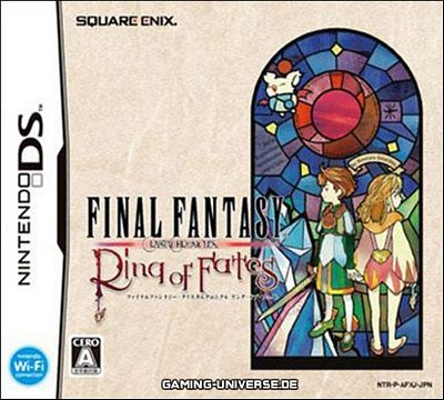 Final Fantasy Crystal Chronicles: Ring of Fates Wiki - Gamewise