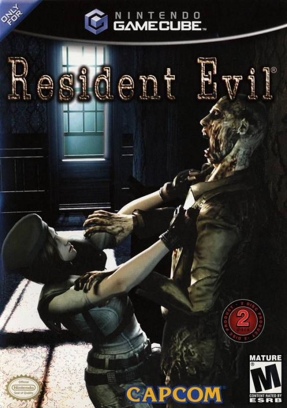 Resident Evil on GC - Gamewise