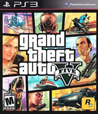 Grand Theft Auto V Walkthrough Guide - PS3