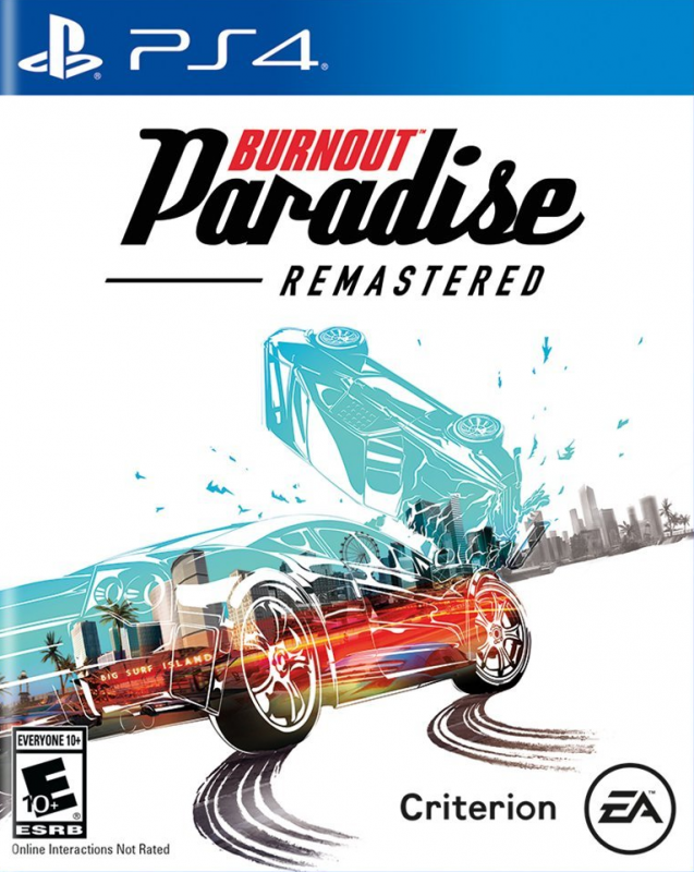Burnout Paradise Remastered on PS4 - Gamewise