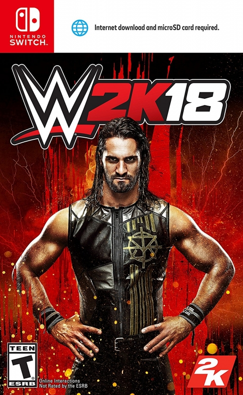 WWE 2K18 on NS - Gamewise