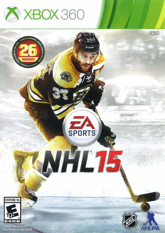 NHL 15 [Gamewise]