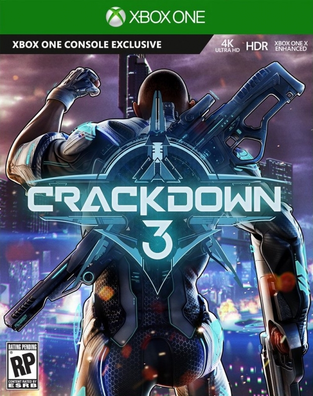 Gamewise Wiki for Crackdown 3 (XOne)