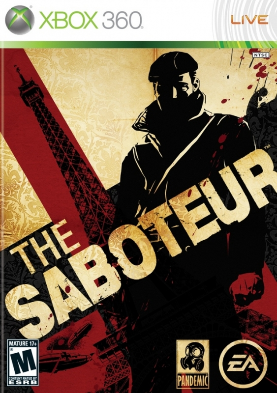 The Saboteur for X360 Walkthrough, FAQs and Guide on Gamewise.co