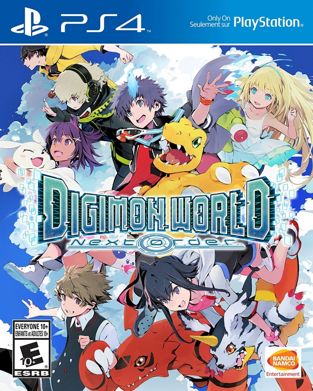 Digimon World: Next Order for PS4 Walkthrough, FAQs and Guide on Gamewise.co
