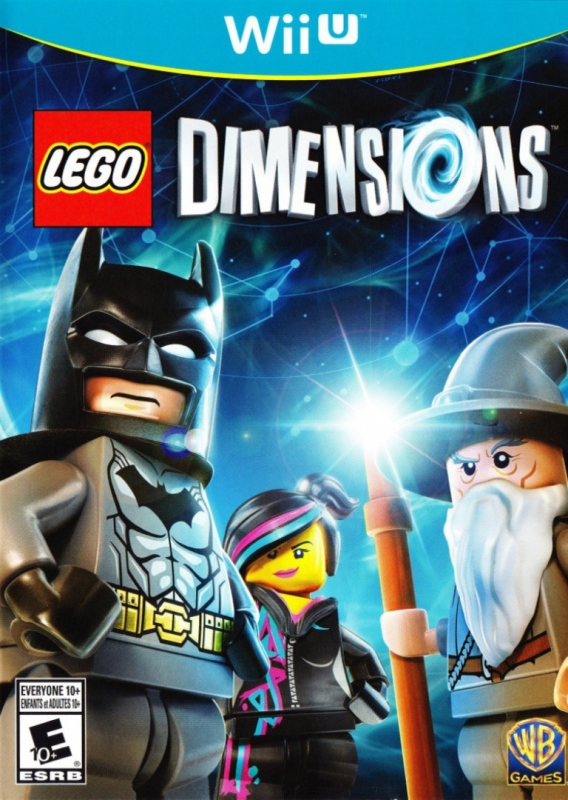 LEGO Dimensions on WiiU - Gamewise