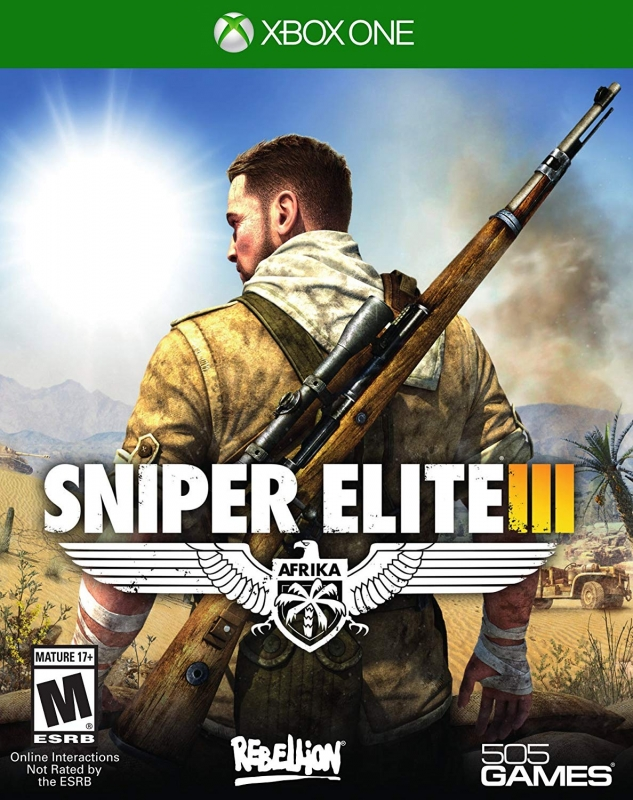 Gamewise Sniper Elite 3 Wiki Guide, Walkthrough and Cheats
