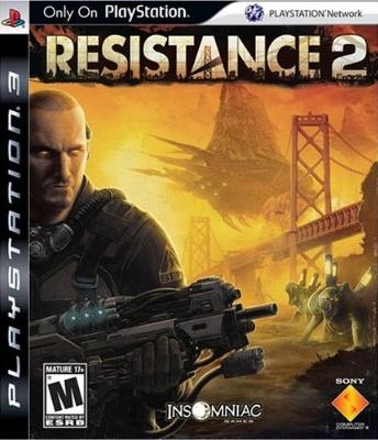 Resistance 2 on PS3 - Gamewise