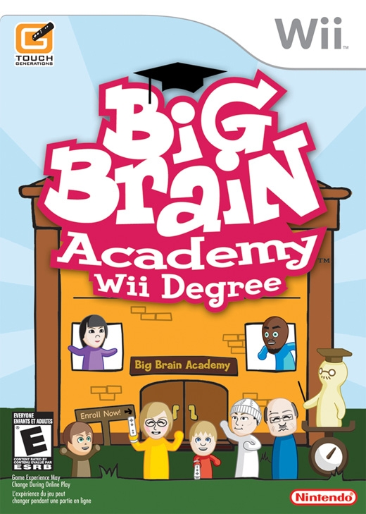 Big Brain Academy: Wii Degree on Wii - Gamewise