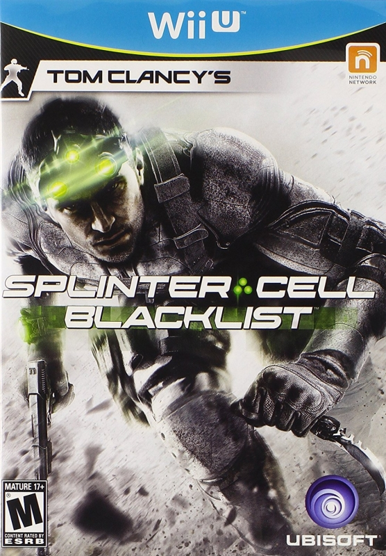 Tom Clancy's Splinter Cell: Blacklist for WiiU Walkthrough, FAQs and Guide on Gamewise.co
