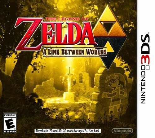 The Legend of Zelda: A Link Between Worlds for 3DS Walkthrough, FAQs and Guide on Gamewise.co