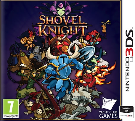 Shovel Knight [Gamewise]
