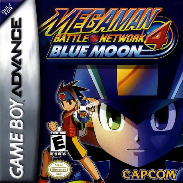 Mega Man Battle Network 4: Red Sun / Blue Moon for GBA Walkthrough, FAQs and Guide on Gamewise.co