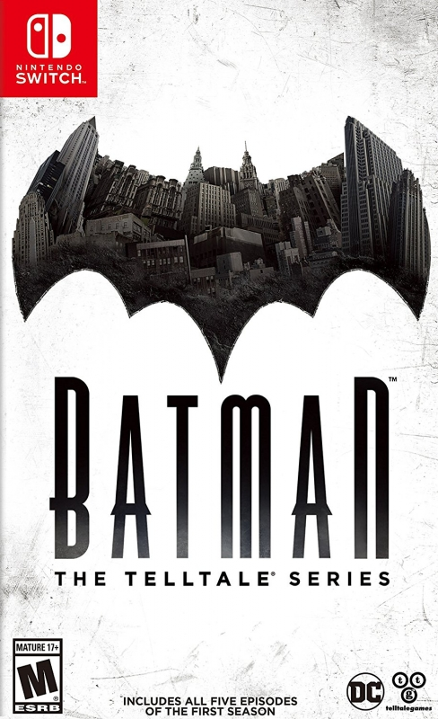 Gamewise Batman: A Telltale Game Series Wiki Guide, Walkthrough and Cheats